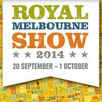 Melbourne Royal Show 2014