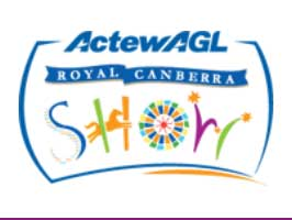 Canberra Royal 24th of February to the 26th of February 2017